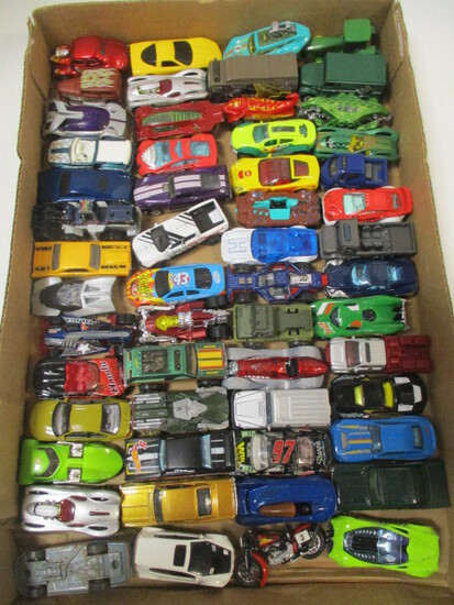 Matchbox and Hot Wheels 1:64 Vehicles