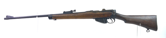 WWII 1943 Lee-Enfield G.R.I. No. 1 Mk. III .303 British Bolt Action Rifle