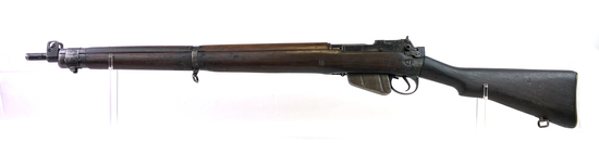 WWII 1943 Lee-Enfield No. 4 Mk. I M47 .303 British Bolt Action Rifle