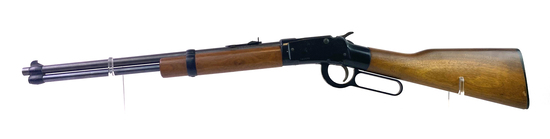 Ithaca M-49 .22 S-L-LR Single Shot Lever Action Rifle