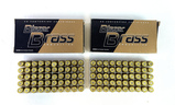 NIB 100rd. of .40 S&W 180gr. FMJ Blazer Brass Ammunition