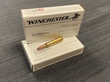 NIB 40rds. 5.56mm Winchester 50gr. Jacketed Frangible Ammunition