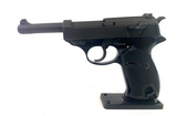 Excellent Walther P1 9mm Bundeswehr Military Semi-Automatic Pistol