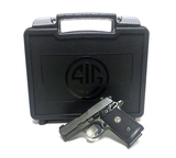 Desirable NIB Sig Sauer P938 Legion Semi-Automatic 9MM Pistol