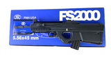 NIB RARE FNH FS2000 CQB Tactical Model 5.56 NATO Semi-Automatic Rifle