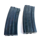 Pair of Blue Steel Ruger Mini-14 .223 Win. 25rd. Magazines