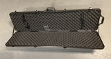 New High End Luxury Sportlock Rolling Double Gun Case