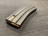 Full 30rd. AR-15 Steel Magazine 5.56mm NATO / .223 Rem Ammo