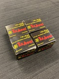 NIB 80rds. 7.62x39 122gr. HP Steel Case TulAmmo Ammunition