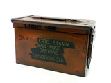 Medium Size Metal Ammunition Box
