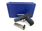LNIB Smith & Wesson Model SW9F 9mm Semi-Automatic Pistol in Case + 2 Magazines