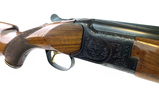 Charles Daly/B.C. Miroku Superior Grade Engraved 12 GA. O/U Double Barrel Trap Gun
