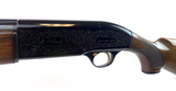 Beretta Model A302 12 GA. Semi-Automatic Engraved Shotgun