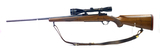 Excellent 1977 Ruger M77 7mm Rem. Mag. Tang Safety Bolt Action Rifle with Leupold Scope