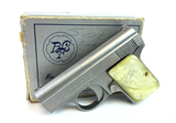 Bauer Firearms Corp. 25SSP .25 Auto Pocket Pistol in Box