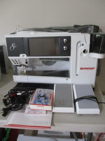 Bernina 830 Sewing/Embroidery Machine