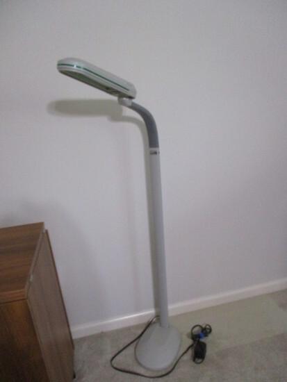 OTT-Lite True Color Goose Neck Floor Lamp