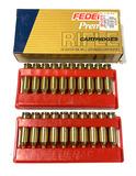 NIB 20rds. 243 WIN. Federal Premium 100gr. Boat-Tail Soft Point Ammunition