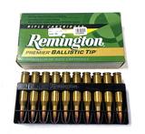 NIB 20rds. 243 WIN. Remington 90gr. Nosler Ballistic Tip Ammunition