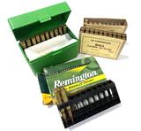 39rds. Various .30 Caliber (.30-06 SPRG.) Ammunition