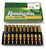 NIB 20rds. of 7mm REM. MAG. - Remington 140gr. PTD SP Boat Tail Ammunition