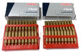 NIB 40rds. of 7mm REM. MAG. - Federal Classic 150gr. Hi-Shok Soft Point Ammunition