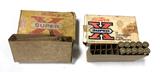 Vintage 11rds. Of .30-40 KRAG Ammunition and some spent Brass