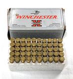 26rds. of 32-20 WIN. - Winchester Super-X 100gr. Lead Ammunition (24 Spent Brass)