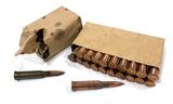 40rds. 7x62x54r Ammunition
