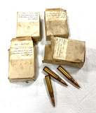 48rds. of Syrian 7.5x54 French Military Surplus Ammunition