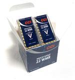 NIB 200rds. of .22 WMR Maxi-Mag CCI Ammunition