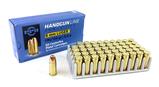 NIB 50rds. 9mm 124gr. FMJ PPU Brass Ammunition