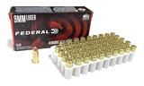 NIB 50rds. 9mm 124gr. FMJ Federal American Eagle Brass Ammunition