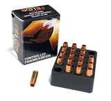 NIB 18rds. Top-of-the-Line 9mm +P 92gr. G2 Research TELOS Personal Defense Ammunition