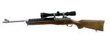 2002 Ruger Mini Thirty 7.62x39 Semi-Automatic Rifle with Scope and 5rd. Magazine