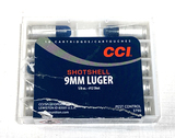 NIB 10rds. CCI Shotshell 9mm #12 Shot Pest Control Ammunition