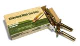 NIB 20rds. IMI 5.56mm M855 62gr. FMJ Green Tip Brass Ammunition