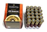 NIB 20 Shotshells - Federal Premium 410 Handgun - .410 GA. 2.5