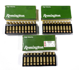 NIB 47rds. of 444 MARLIN Remington 240gr. Soft Point Ammunition + 7 Extra Rounds