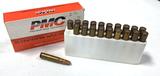 NIB 20rds. of 35 Remington PMC 200gr. RNSP Ammunition