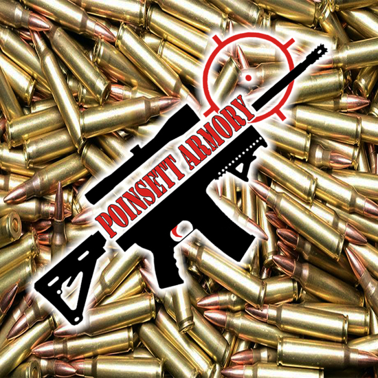 High-End Firearms & 30,000+ Rds. of New Ammunition