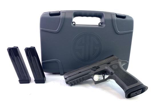Brand New SIG SAUER X-FIVE Legion 9MM Semi-Automatic Pistol w/ 3 Magazines