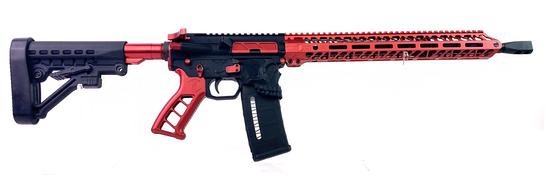 """New """"Heartbreaker"""" Sharps Bros Skull Receiver 5.56mm NATO Semi-Automatic Rifle"""