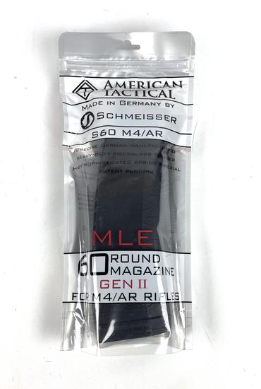 New American Tactical S60 AR/M4/M16 MLE 60 Round Gen II Magazine