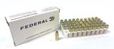 NIB 50rds. of Sig Sauer 9mm Luger 147gr. JHP Personal Defense Brass Ammunition