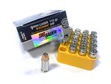 NIB 20rds. of Sig Sauer 9mm Luger 115gr. V-Crown JHP Personal Defense Ammunition
