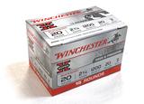 NIB 20rds. of Winchester Super-X 20 GA. 2-3/4