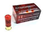 NIB 10 Shotshells of Hornady Superformance 12 GA. 2-3/4