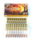 NIB 20rds. of Federal Fusion .270 WIN 150gr. Bonded SP Ammunition
