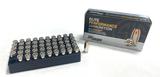 NIB 50rds. of Sig Sauer 9mm Luger 124gr. V-Crown JHP Personal Defense Ammunition